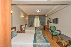 Beyaz Kugu Hotel, Отели  Стамбул - big - 33
