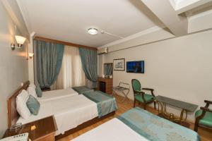 Beyaz Kugu Hotel, Отели  Стамбул - big - 32