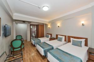 Beyaz Kugu Hotel, Отели  Стамбул - big - 44
