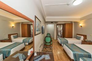 Beyaz Kugu Hotel, Отели  Стамбул - big - 31
