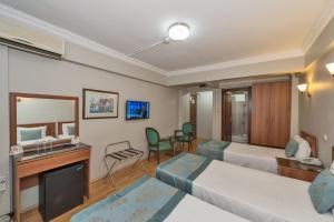 Beyaz Kugu Hotel, Отели  Стамбул - big - 30