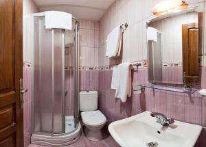 Beyaz Kugu Hotel, Отели  Стамбул - big - 29