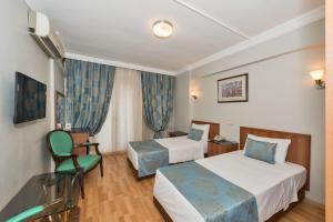 Beyaz Kugu Hotel, Отели  Стамбул - big - 61