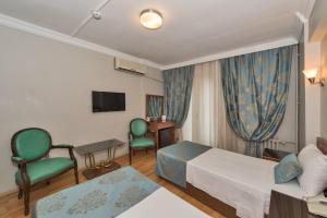 Beyaz Kugu Hotel, Отели  Стамбул - big - 28