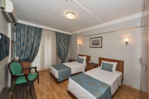 Beyaz Kugu Hotel, Отели  Стамбул - big - 26