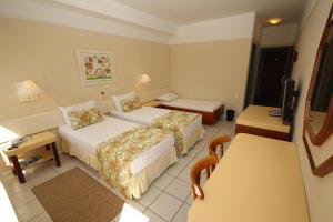 Costa Norte Ponta das Canas Hotel, Szállodák  Florianópolis - big - 10