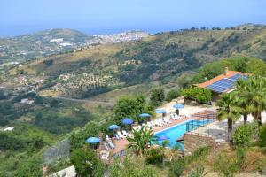 Il Falco del Cilento, Farm stays  Torchiara - big - 12