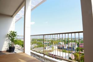 Student Park Hotel Apartment, Апарт-отели  Джокьякарта - big - 14