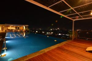 Student Park Hotel Apartment, Апарт-отели  Джокьякарта - big - 21