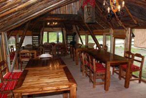 Cabana Brusturet, Holiday homes  Dîmbovicioara - big - 2