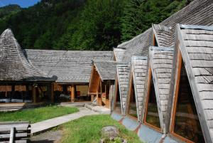 Cabana Brusturet, Holiday homes  Dîmbovicioara - big - 4