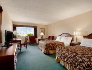 Double Room with Two Double Beds -Smoking