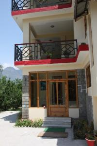 Malis Apple Lodge, Bed and breakfasts  Nagar - big - 32
