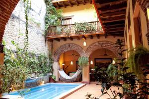 Casa India Catalina, Hotely  Cartagena de Indias - big - 1