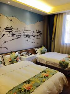 Guilin Recollection Inn, Alloggi in famiglia  Guilin - big - 4