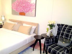 Patong Condotel, Апартаменты  Патонг-Бич - big - 4