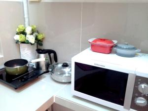 Patong Condotel, Апартаменты  Патонг-Бич - big - 3