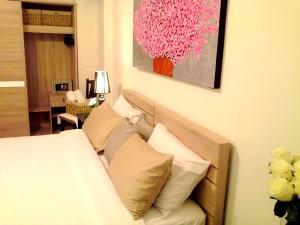 Patong Condotel, Апартаменты  Патонг-Бич - big - 9
