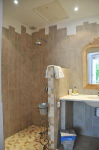 Bastide de l'Avelan, Отели типа «постель и завтрак»  Гримо - big - 56