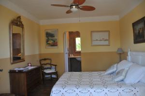 Bastide de l'Avelan, Отели типа «постель и завтрак»  Гримо - big - 9