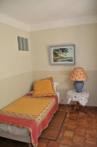 Bastide de l'Avelan, Отели типа «постель и завтрак»  Гримо - big - 23