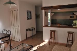 Bastide de l'Avelan, Отели типа «постель и завтрак»  Гримо - big - 11