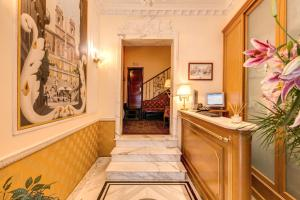 Hotel La Lumiere Di Piazza Di Spagna, Szállodák  Róma - big - 52
