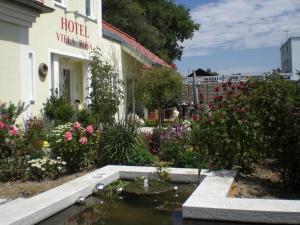 Hotel Villa Rosa, Отели  Аллерсхаузен - big - 72