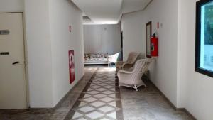 Flat Guarujá Capitania Varam, Appartamenti  Guarujá - big - 49