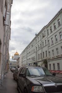 Pathos na Kremlevskoy, Penziony  Moskva - big - 66