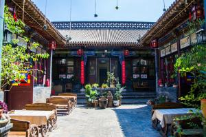 Pingyao Agam International Youth Hostel, Хостелы  Пинъяо - big - 98