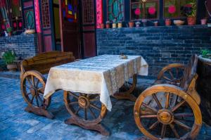 Pingyao Agam International Youth Hostel, Хостелы  Пинъяо - big - 91