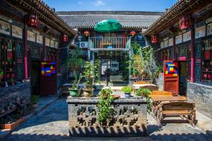 Pingyao Agam International Youth Hostel, Хостелы  Пинъяо - big - 102