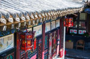 Pingyao Agam International Youth Hostel, Хостелы  Пинъяо - big - 89