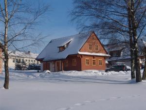 Chata Chata - Roubenka Ostružná Ostružná Česko
