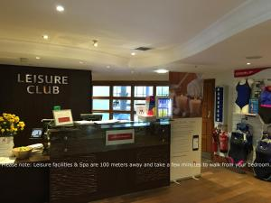 Halebarns Guesthouse Manchester Airport, Pensionen  Hale - big - 77