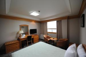 Hotel Savoy, Hotel  Changwon - big - 9