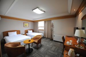 Hotel Savoy, Hotel  Changwon - big - 16