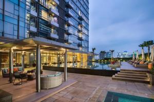 Ascott Kuningan Jakarta, Apartmánové hotely  Jakarta - big - 34