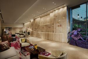 Ascott Kuningan Jakarta, Apartmánové hotely  Jakarta - big - 36