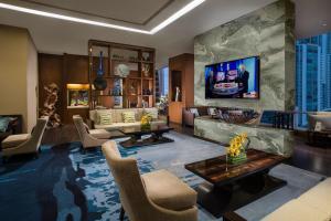Ascott Kuningan Jakarta, Apartmánové hotely  Jakarta - big - 32