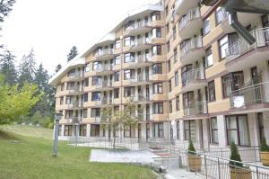 Persey Flora Apartments, Aparthotely  Borovets - big - 82
