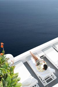 Katikies Hotel - The Leading Hotels of the World(Oia)