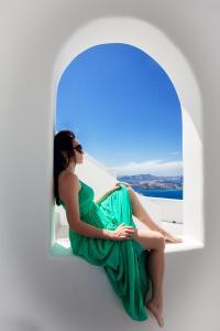 Alti Santorini Suites, Vily  Megalokhori - big - 117