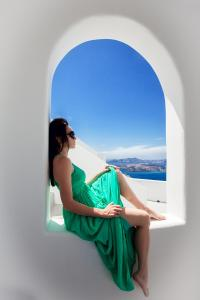 Alti Santorini Suites, Villas  Megalokhori - big - 117