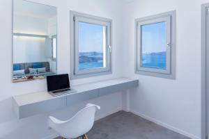 Alti Santorini Suites, Villák  Megalohóri - big - 2