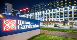 Отель Hilton Garden Inn Astana