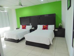 Chiapas Hotel Express, Szállodák  Tuxtla Gutiérrez - big - 2
