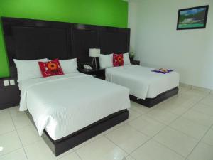 Chiapas Hotel Express, Szállodák  Tuxtla Gutiérrez - big - 9