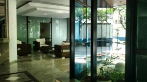 Flat Guarujá Capitania Varam, Appartamenti  Guarujá - big - 50